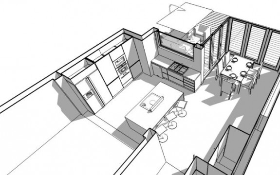 3d bedroom modelling plans
