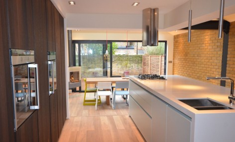 west ealing extension