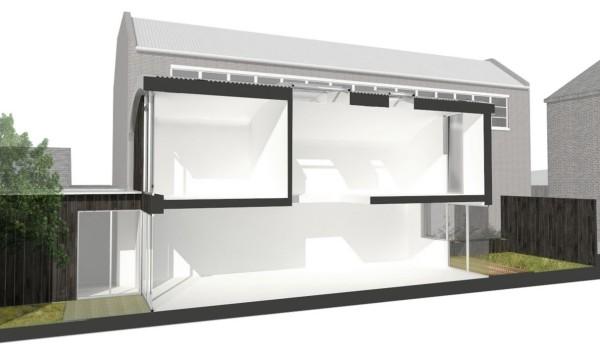 3d architectural render 3