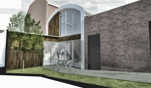 3d-architectural render