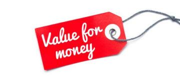 value for money 1